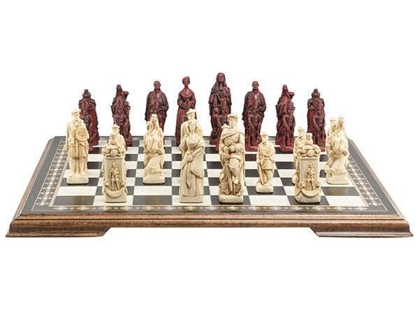 Battle of Culloden Chess Set
