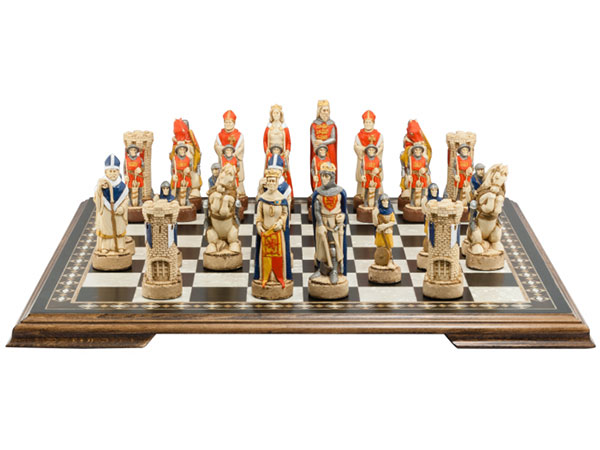 Battle of Bannockburn Chess Set