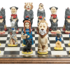 Viking Chess Pieces