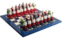 Diamond Jubilee Chess Set Pieces